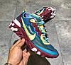 """Кроссовки мужские UNDERCOVER x Nike Upcoming React Element 87 """"Разноцветные"""" р. 41-45"""