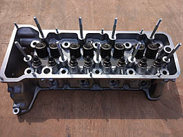 Головка блока цилиндров (2101) 8 клап. (Седло + направляющие) Тольятти