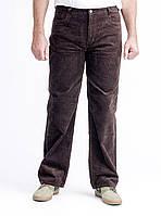 Вельветовые штаны мужские Crown Jeans модель 739 (BNTZ 0838 khv)