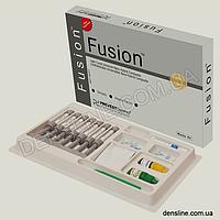 Фотополимерный наногибридный композит Fusion Universal - Combo Kit (Prevest DenPro)