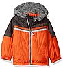 Куртка помаранчева ZeroXposur для хлопчика від 2 до 5 років
