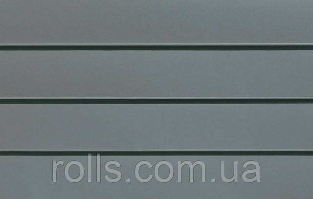 """Плоский алюминиевый лист Prefalz P.10 HELLGRAU """"Светло-серый"""" RAL7005 """"LIGHT GRAY"""" Prefa в Украине """"РОЛЛС ГРУП"""" www.rolls.com.ua"""