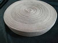 Киперная лента 3см (бледно сиреневая)