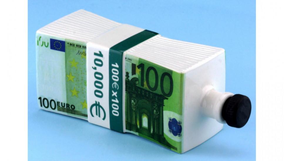 Графин 100 Евро 122552
