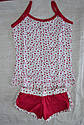 Комплект белья для девочки (майка и шорты) (Oztas, Турция), фото 2