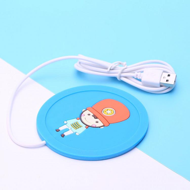 USB подогрев чашки Солдатик blue 122839