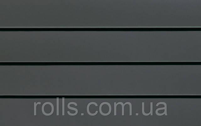 "Лист алюминиевый Prefalz P.10 №19 DUNKELGRAU ""ТЕМНО-СЕРЫЙ"" RAL7043 ""DARK GRAY"" Prefa в Украине ""РОЛЛС ГРУП"" www.rolls.com.ua"
