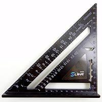 Угольник универсальный алюминиевый 185х185х258 мм S-LINE (15-530)