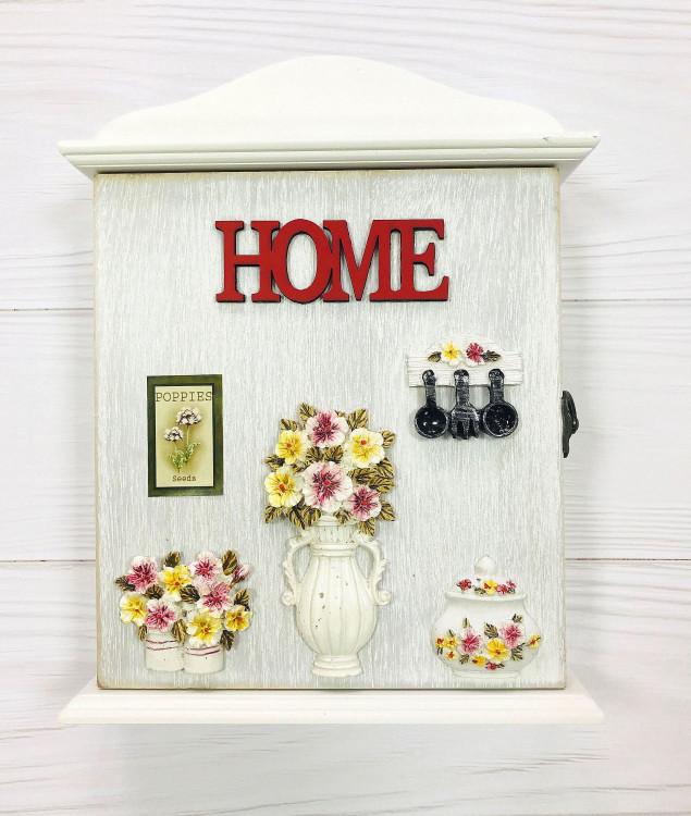Ключница настенная My Home 123554
