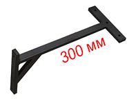 Кронштейн для прожектора УКРАИНА DU-340мм (металл) черный
