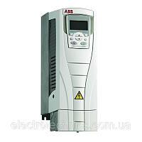 Преобразователь частоты ABB ACS550-01-114A-2 30кВт 230В 3Ф IP21, фільтр EMC1, PFC, R4 3AUA0000003384