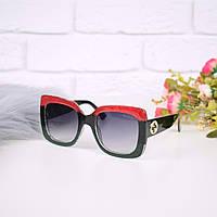 Очки женские от солнца Gucci 301677, магазин очков, фото 1
