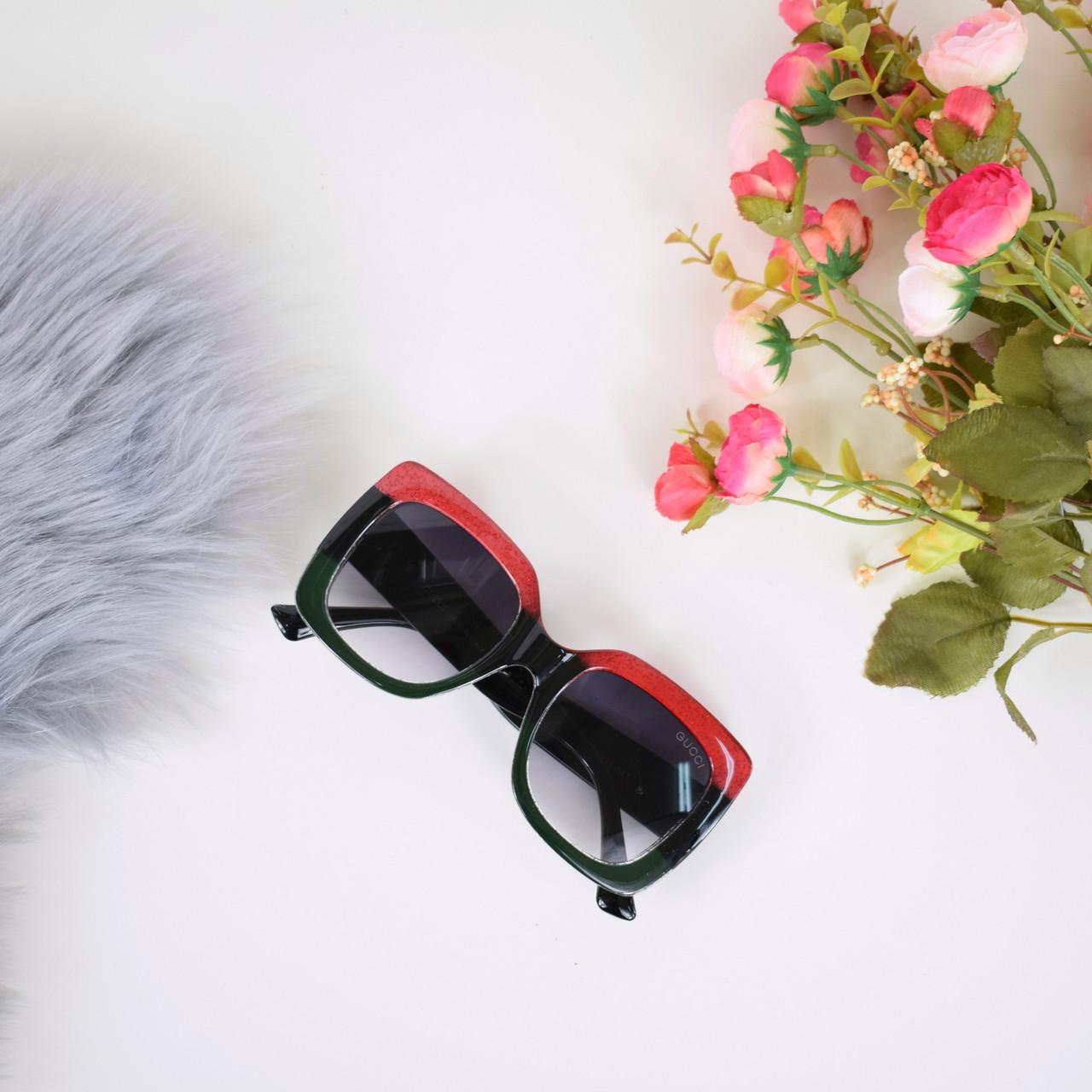 Очки женские от солнца Gucci 301677, магазин очков  продажа, цена в ... 73229ed72f9