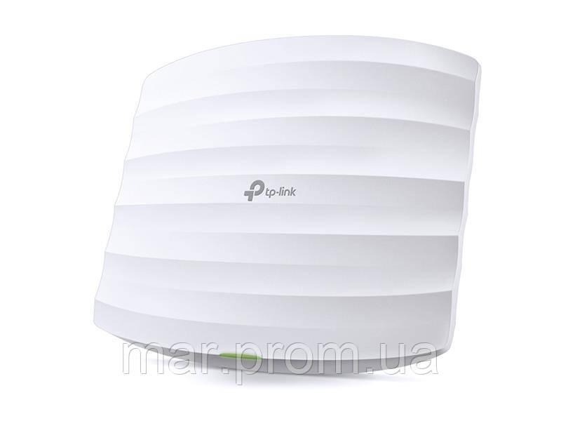 Точка доступа TP-Link EAP330 802.11ac 2.4/5 ГГц, AC1900, 3x6(7) дБи, 2хG LAN, PoE, потол.