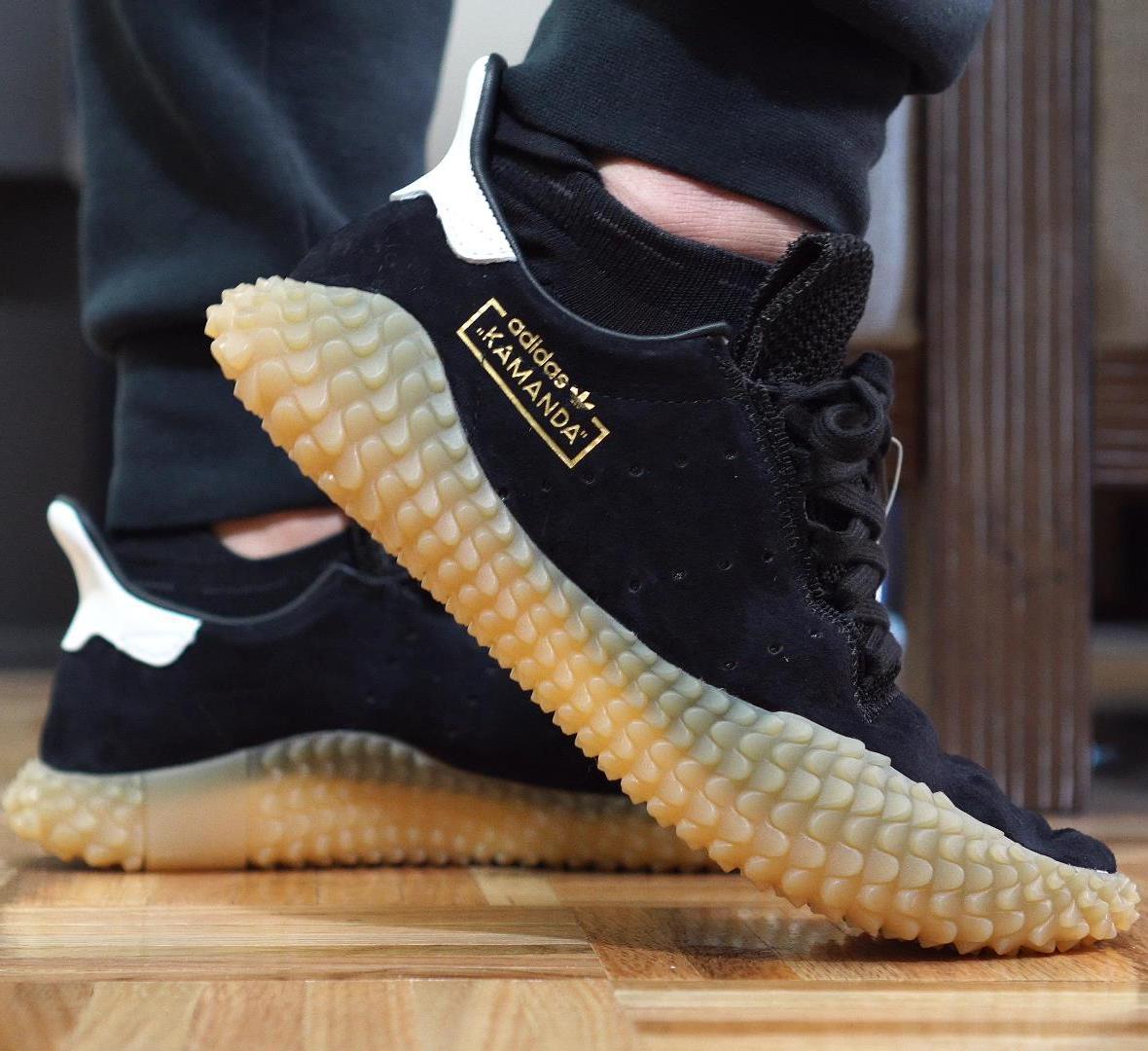 Мужские кроссовки Adidas Kamanda