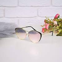 Очки женские от солнца Chanel пудра 301679, магазин очков