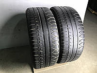 Шины бу зима 235/55R17 Michelin Pilot Alpin 2шт (3,5мм)