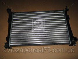 Радиатор Ford Fiesta 2001-2008 год, Mazda 2  2003-  (производитель Tempest, Тайвань)