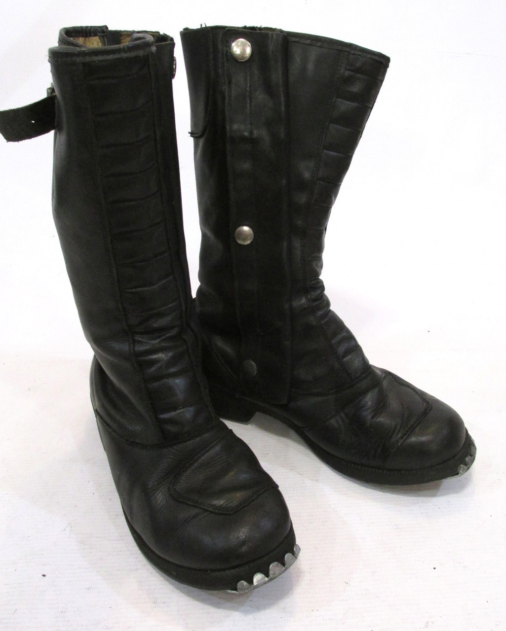 Сапожки кожаные Continental, мотоботы, 26 см, 40, Отл сост!