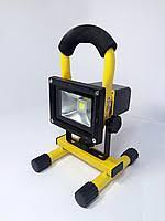 N 02Прожектор, питание: аккум., авто, 220V