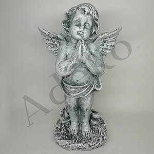 Декор для интерьера Ангелочек молится 32 см