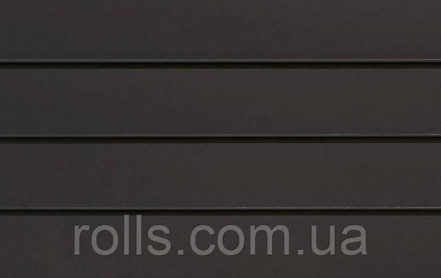 """Prefalz PР99 Алюминиевый лист 0,7х1000х2000 №23 SCHWARZGRAU """"ЧЕРНО-СЕРЫЙ"""" """"BLACK GRAY"""" Prefa в Украине """"РОЛЛС ГРУП"""" www.rolls.com.ua"""