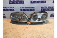 Фара левая правая Volkswagen Caddy 04-09 Фольксваген Кадди Кадді