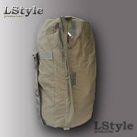 Армейский рюкзак сумка-баул Бундесвер 65л, палаточное полотно