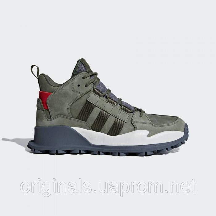 Мужские ботинки Adidas Originals F 1.3 Leather M B28058 - 2018 2 - интернет 62ae13d929f