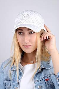 Кепка женская реплика BB белая