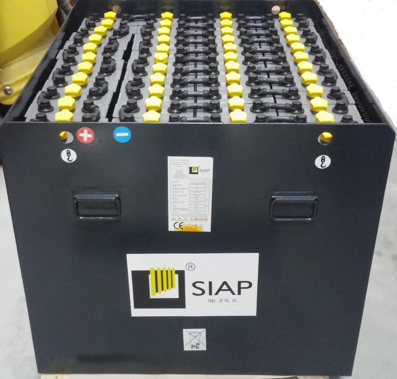 Тяговые аккумуляторы SIAP BS (PzB)