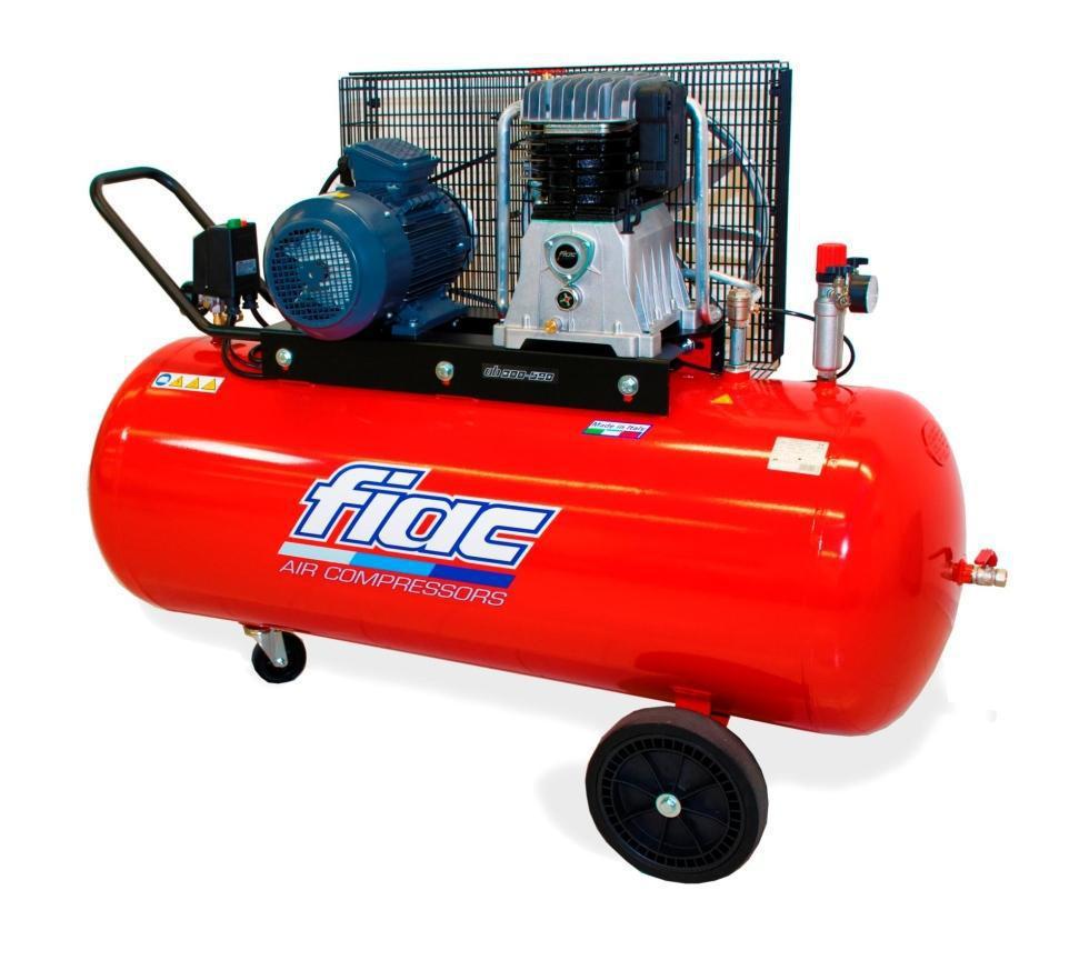 Компрессор поршневой FIAC AB 300-598 TC (ресивер 270 л, пр-сть 600 л/мин) 1121550507