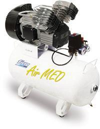 Компрессор безмаслянный медицинский AIRMED 255-50 FIAC 1121690083 (Италия)