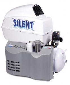 Компрессор безмаслянный медицинский AIR-TECH 50/204 EM silent FIAC