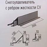 Конек Термастил - Планка конька полукруглая 0.45 мм глянец Китай , фото 4