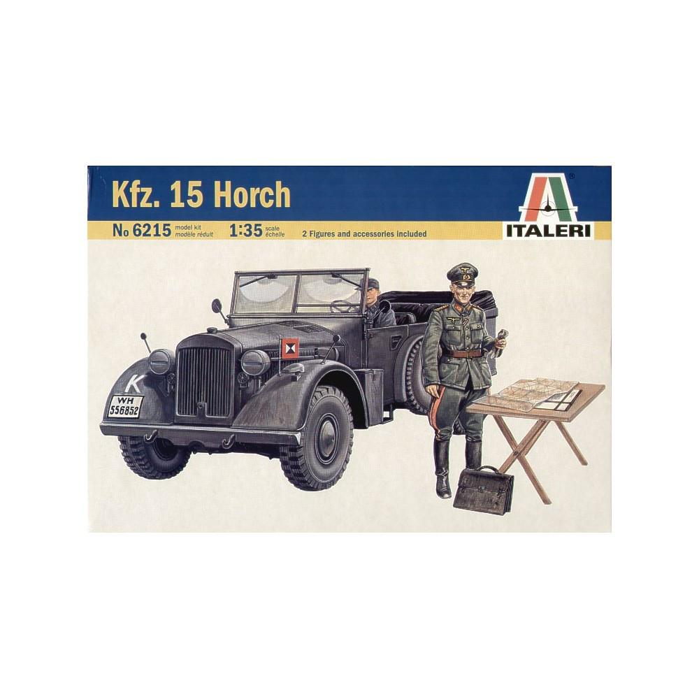 KFZ.15 HORCH. 1/35 ITALERI 6215