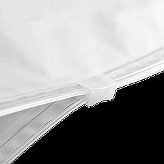 Пакет с замком-слайдером 50мкм 15 х 20 (1уп/50шт)