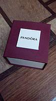 Подарочная коробочка с логотипом под бренд Pandora для наручных часов и браслетов