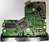 Плата HDD 80GB 7200 SATA2 3.5 WD WD800JD-00LSA0 701335-003