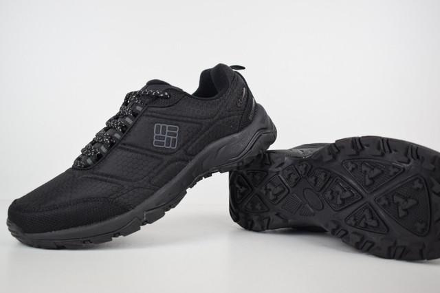 Зимние мужские ботинки Columbia Firecamp черные 3141 91ad90df0ce41