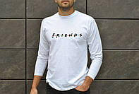Мужская белая футболка джерси