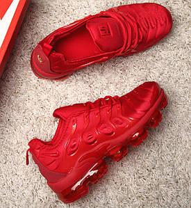 "Мужские кроссовки в стиле Nike Air VaporMax Plus ""Red"""