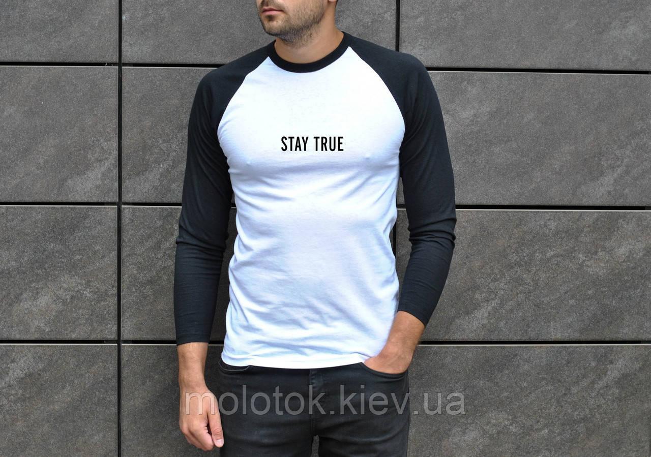 Мужская классическая футболка Джерси