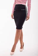 Юбка Лампас карман М1, деловая юбка, жiноча спiдниця, дропшиппинг, фото 1