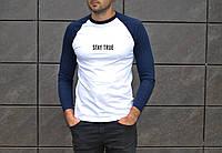Мужская классическая футболка с рукавом 8 Джерси Друзья Реплика