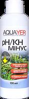 Кондиционер для воды AQUAYER pH/KH минус, 100 мл