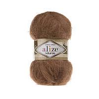 Пряжа Alize Naturale 137 табачно-коричневый (Ализе Натураль)