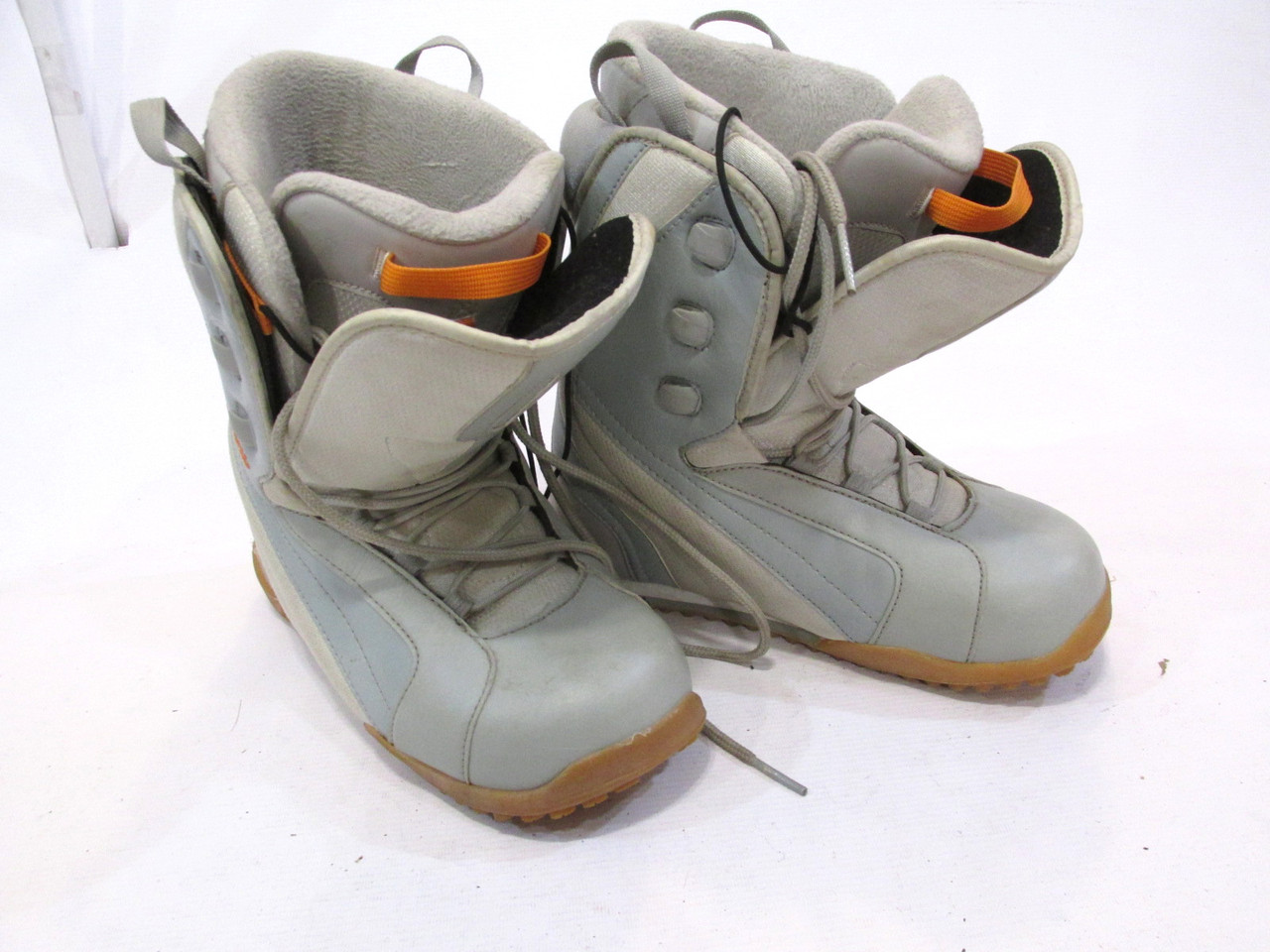 Ботинки для сноуборда Skyrock, 42 (27 см), Кожзам, Отл сост!
