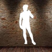 """Дизайнерский светильник """"David"""" на стену, фото 1"""