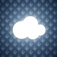 """Дизайнерский светильник """"Cloud"""" на стену, фото 1"""